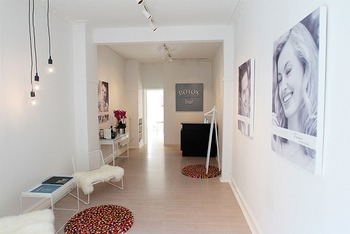 DermoCosmetic klinikken i Helsingør, interiør
