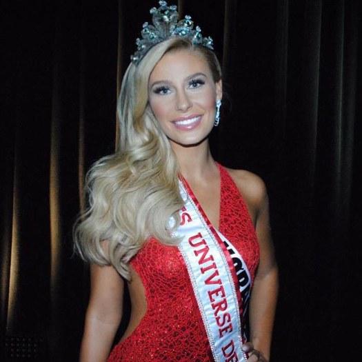 Miss Universe DK 2016 - Christina Mikkelsen