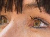 Permanent makeup på vippelinie