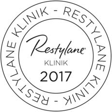 Certificeret klinik 2017 logo