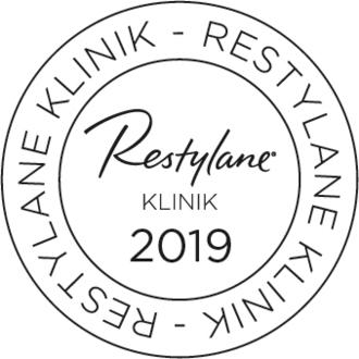 Restylane klinik 2019 logo