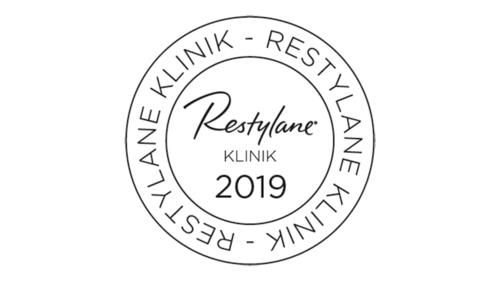 Restylane certificeret klinik logo