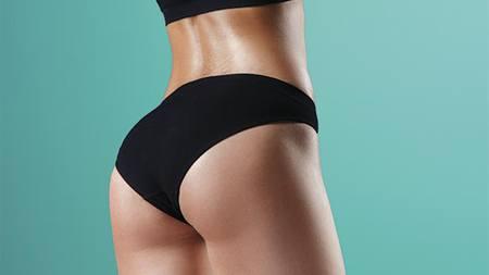 Kvinde i bikini