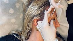 Injektionsbehandling ved pande