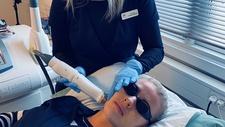 Laserbehandling af ar
