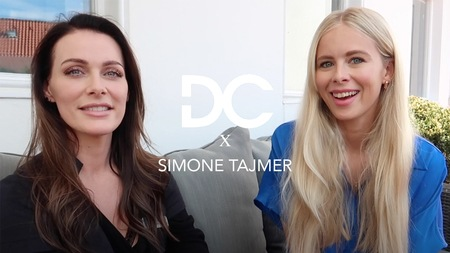 Hilda Olsen og Simone Tajmer