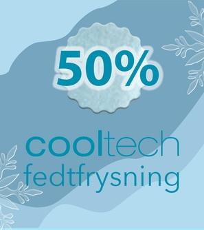CoolTech tilbud 50%